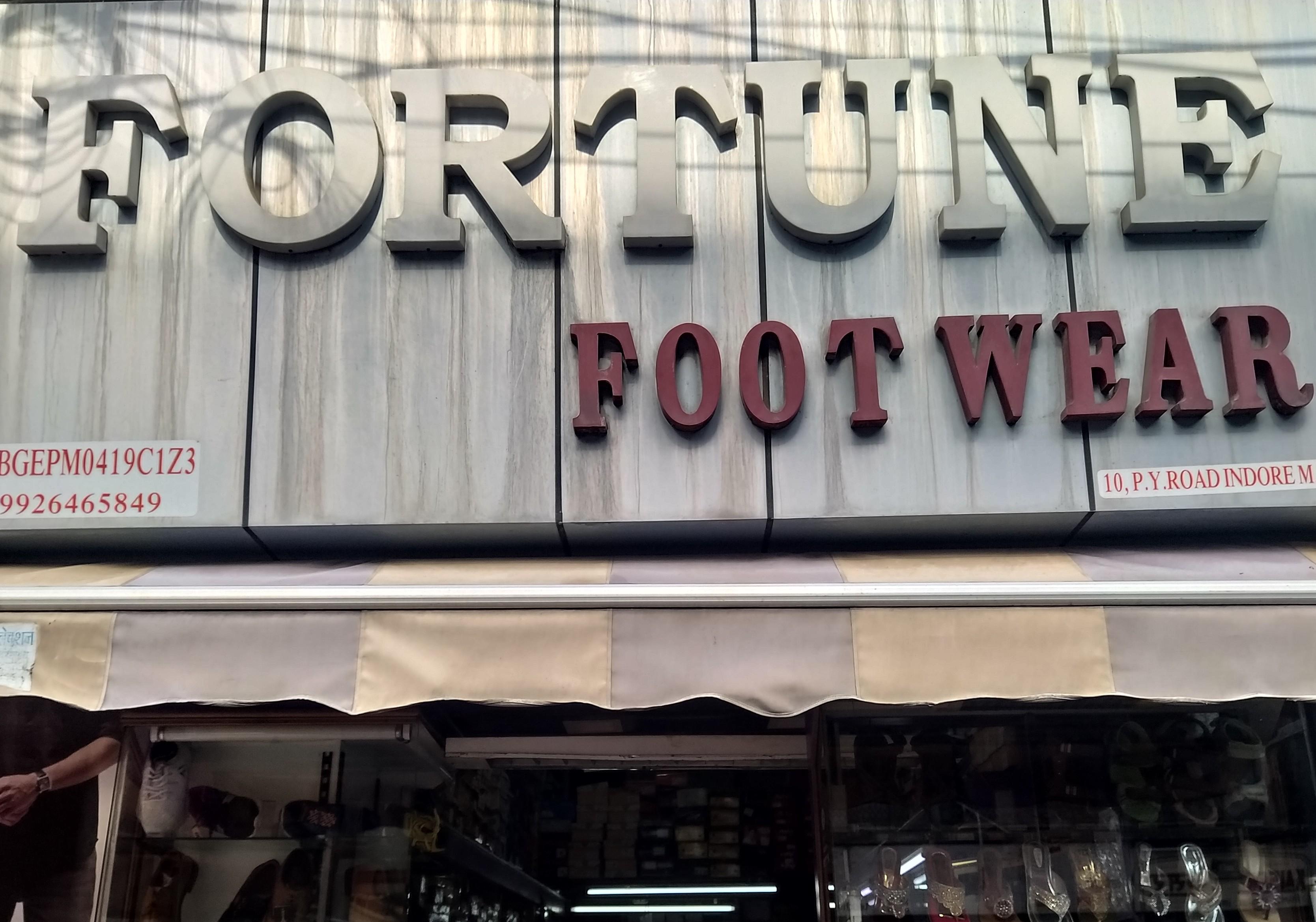 Fortune foot wear