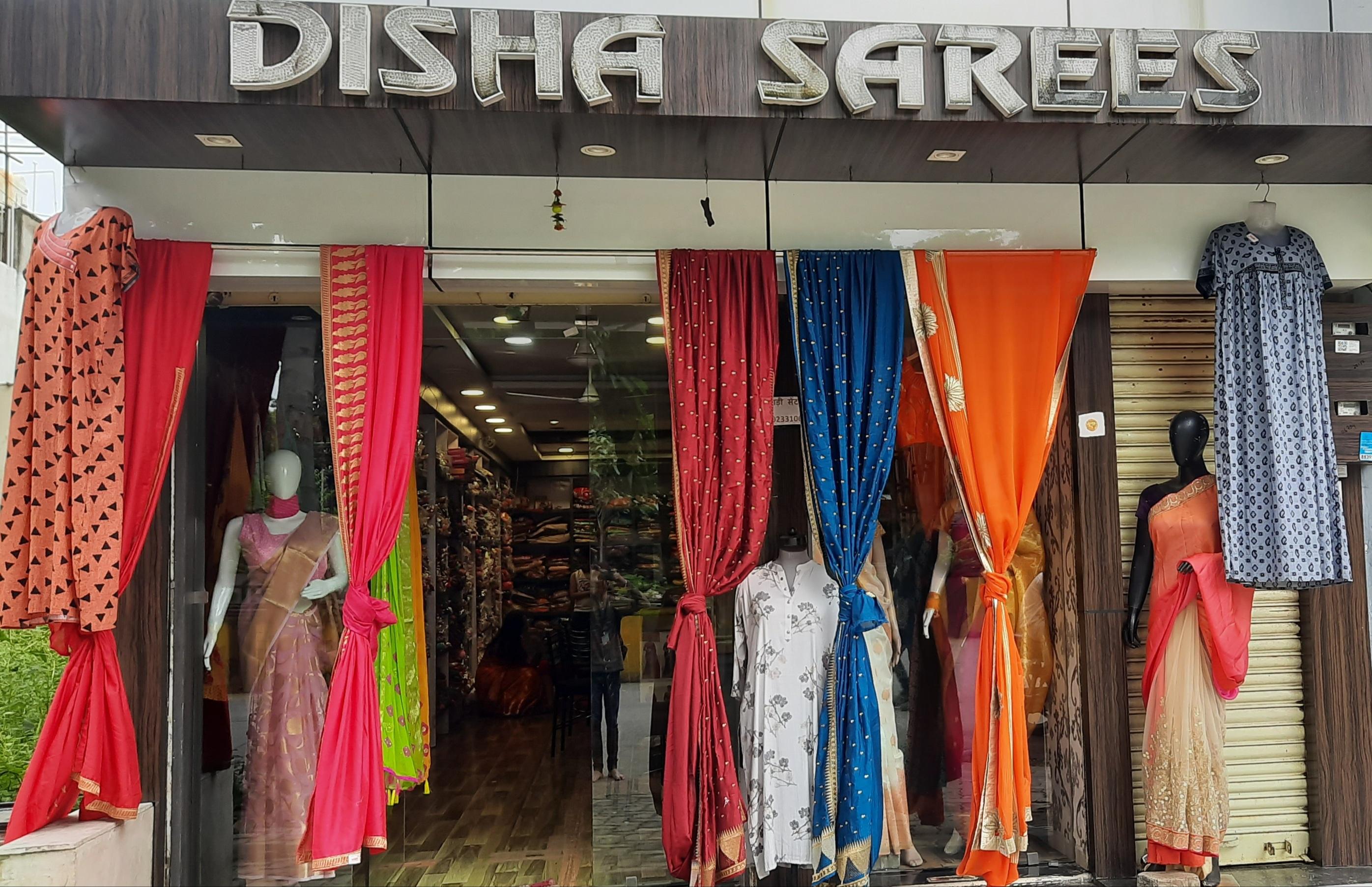 Disha saree