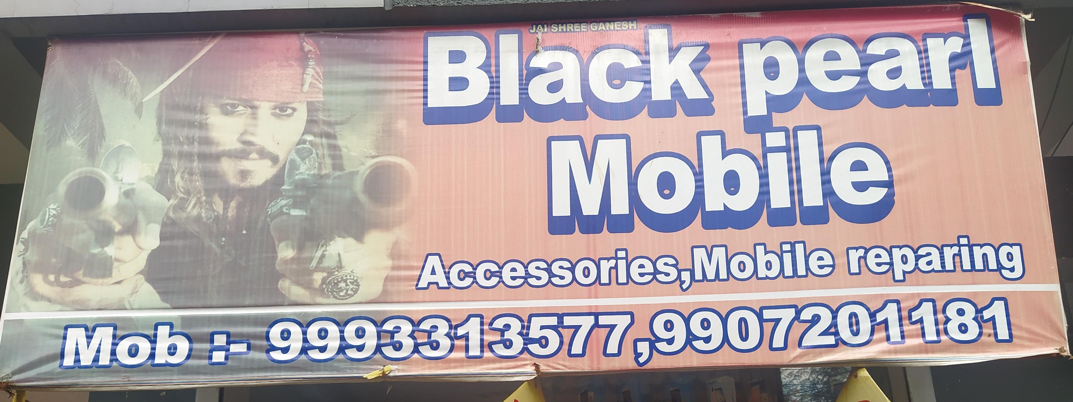 Black Pearl mobile