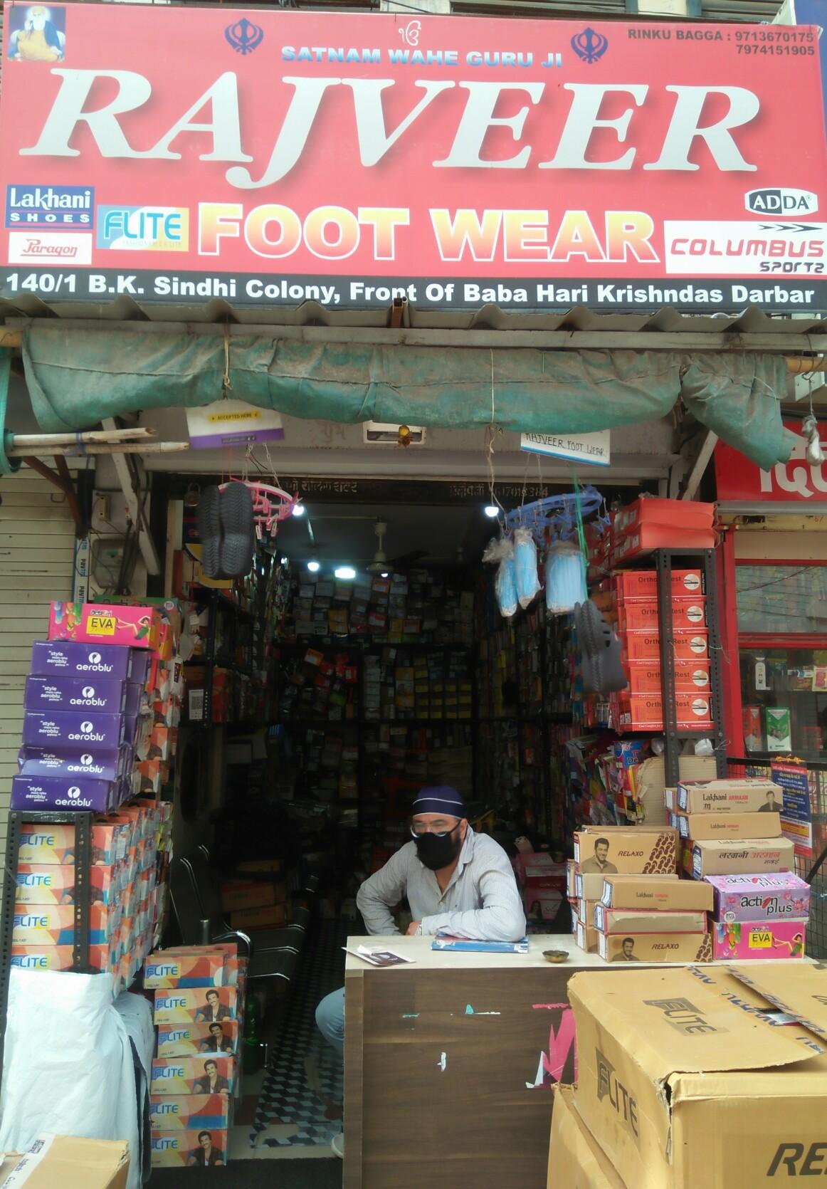 Rajveer footwear