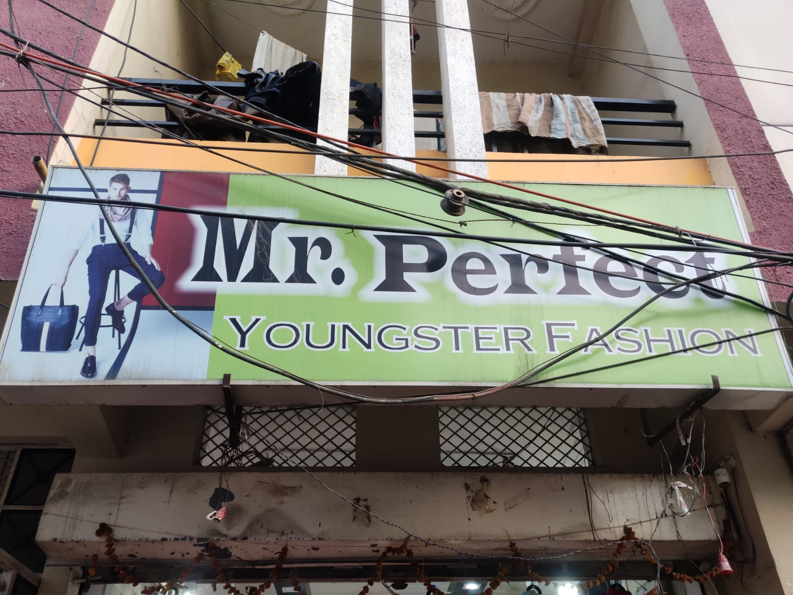 Mr. Perfect garments shop
