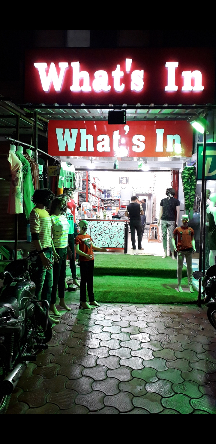 What's in fashion hub