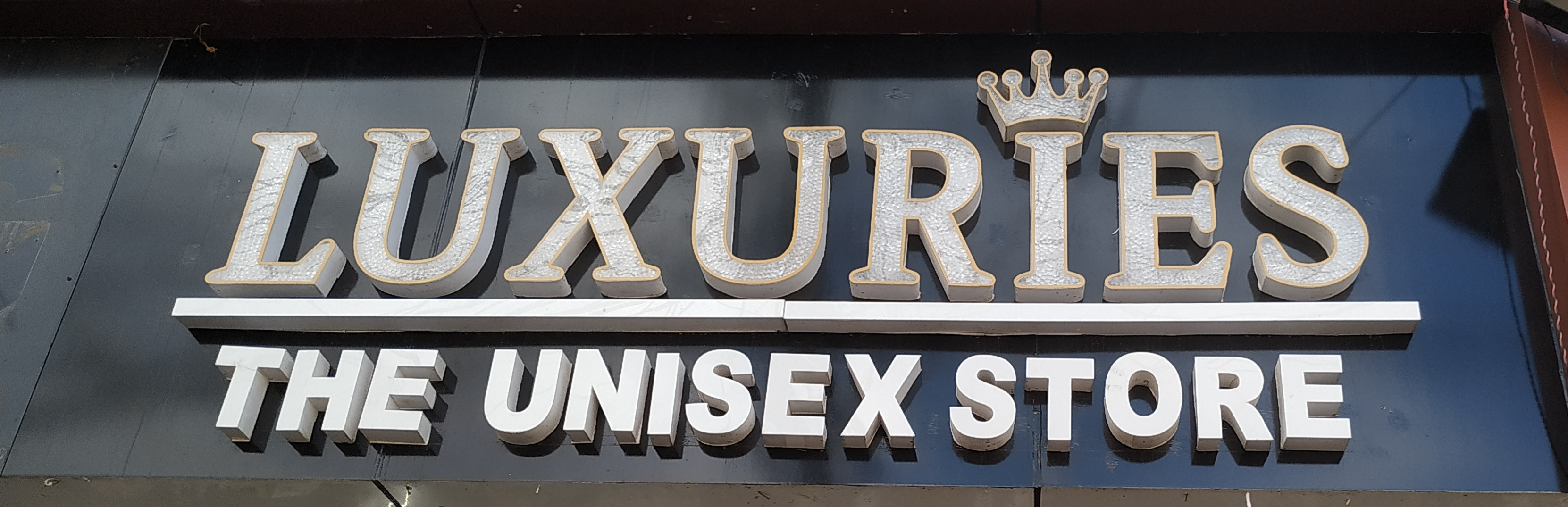 Luxuries the unisex store