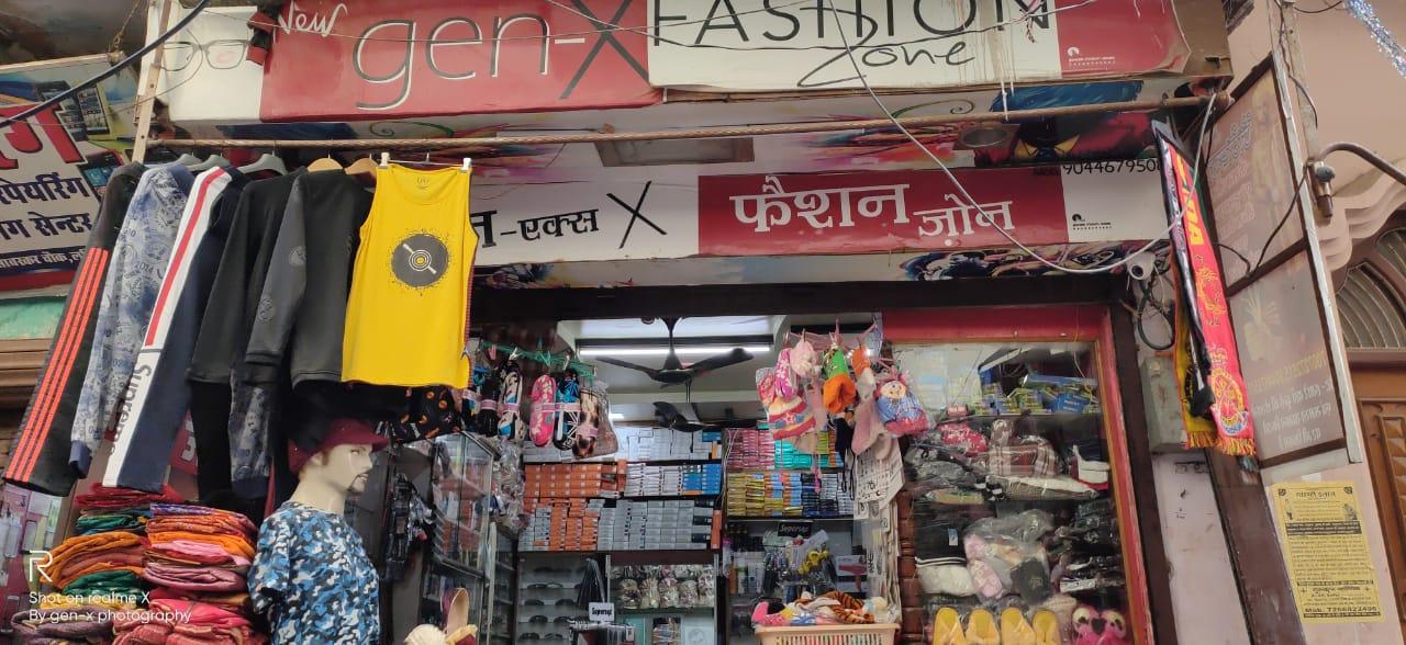 Gen-x fashion zone