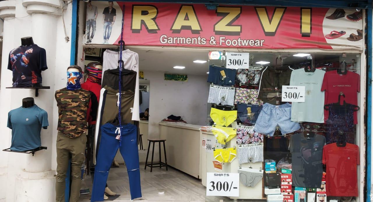 RAZVI GARMENTS