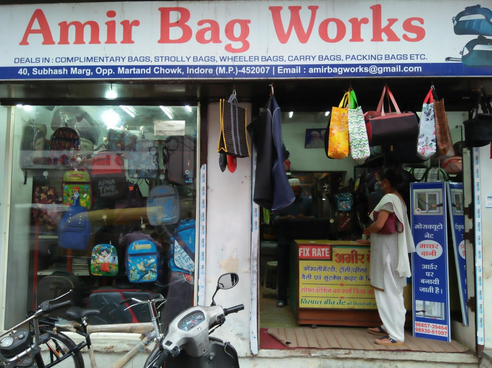 Amir bag works