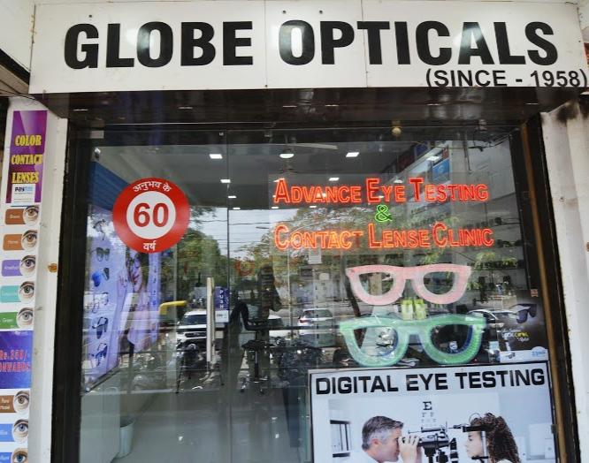 GLOBE OPTICALS