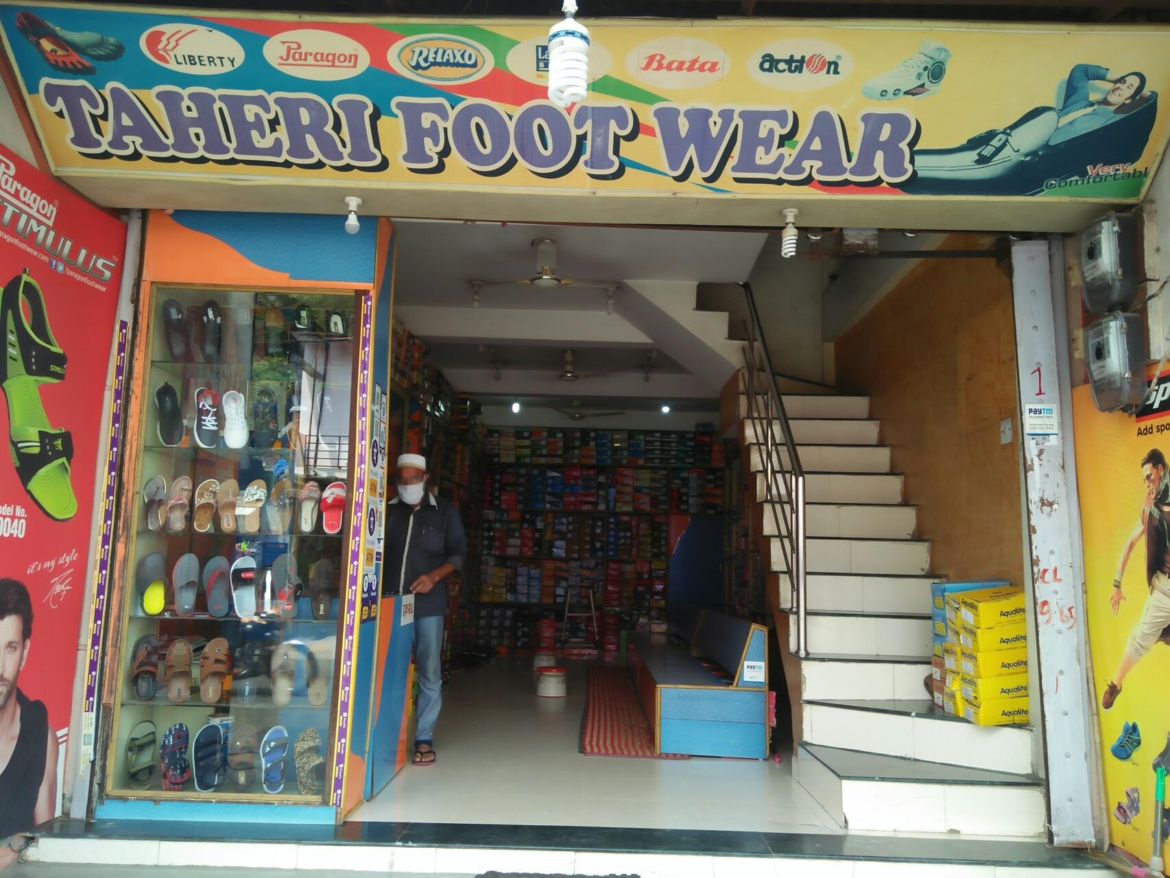 Taheri footwear