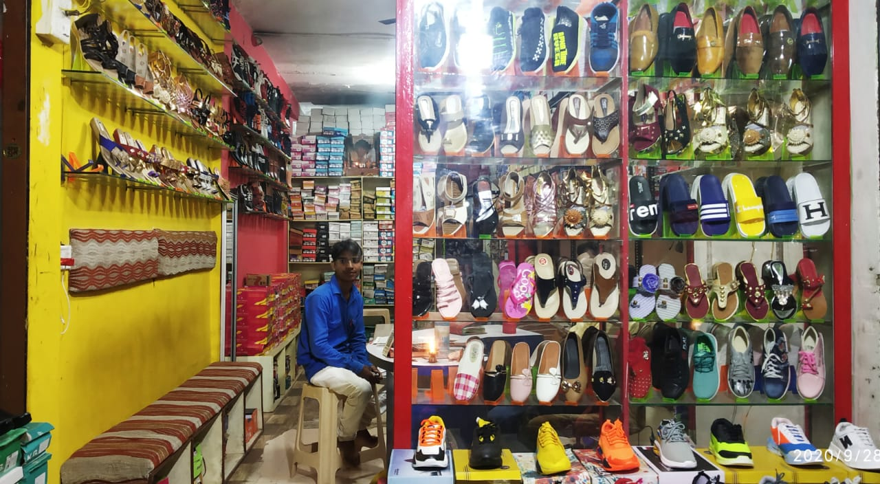 NAYAN SHOES AND GARMENT