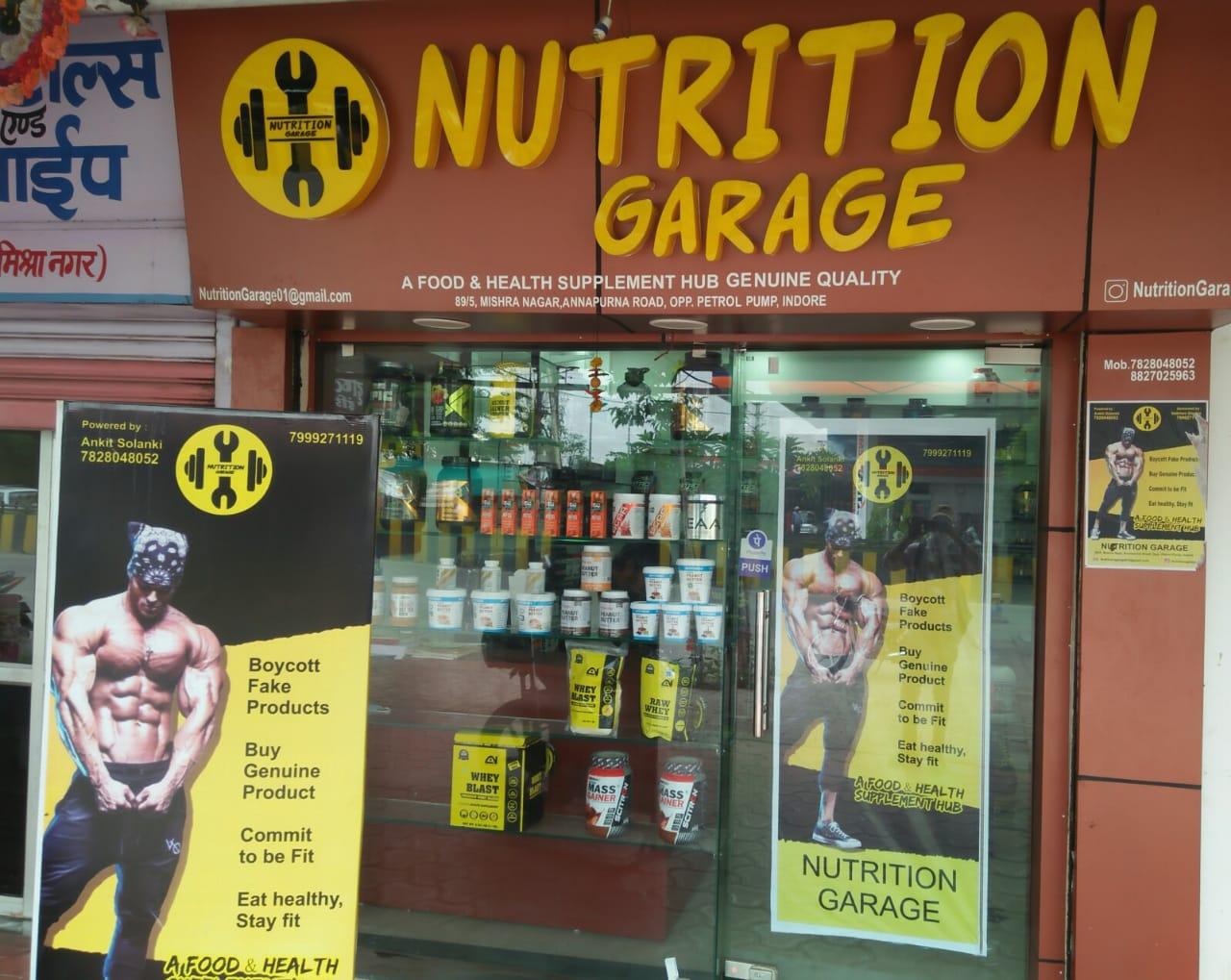 Nutrition gararge