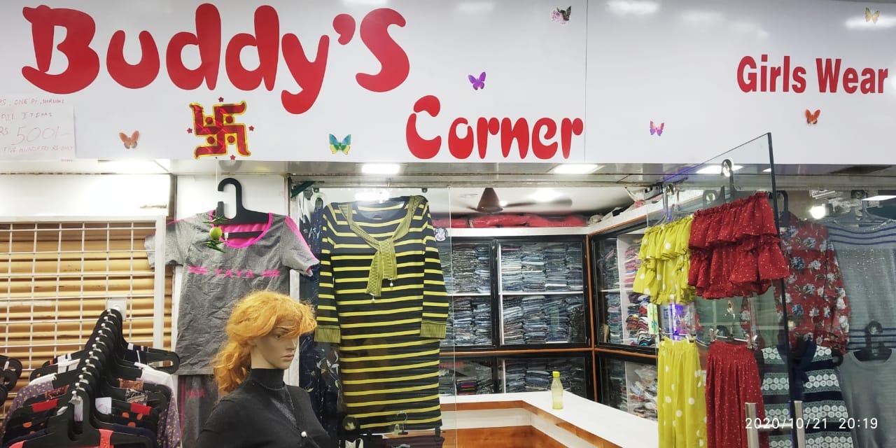 BUDDY'S CORNER