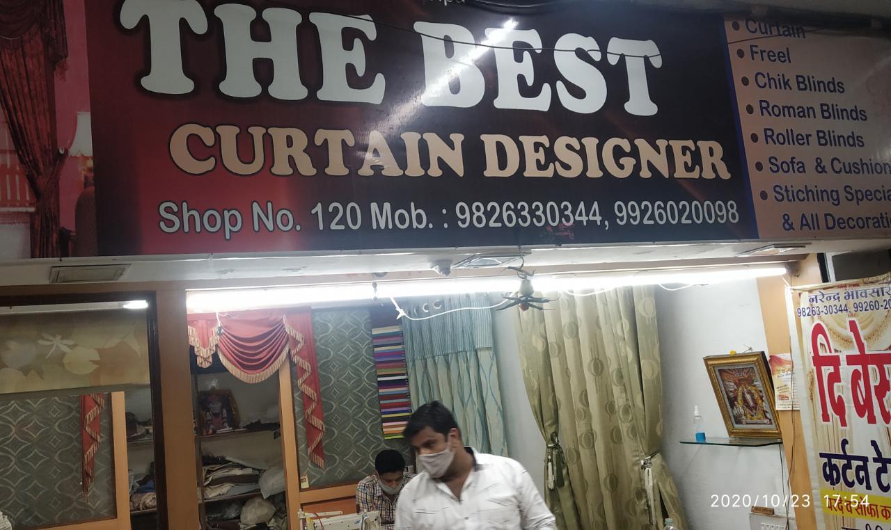 THE BEST CURTAIN DESIGNER