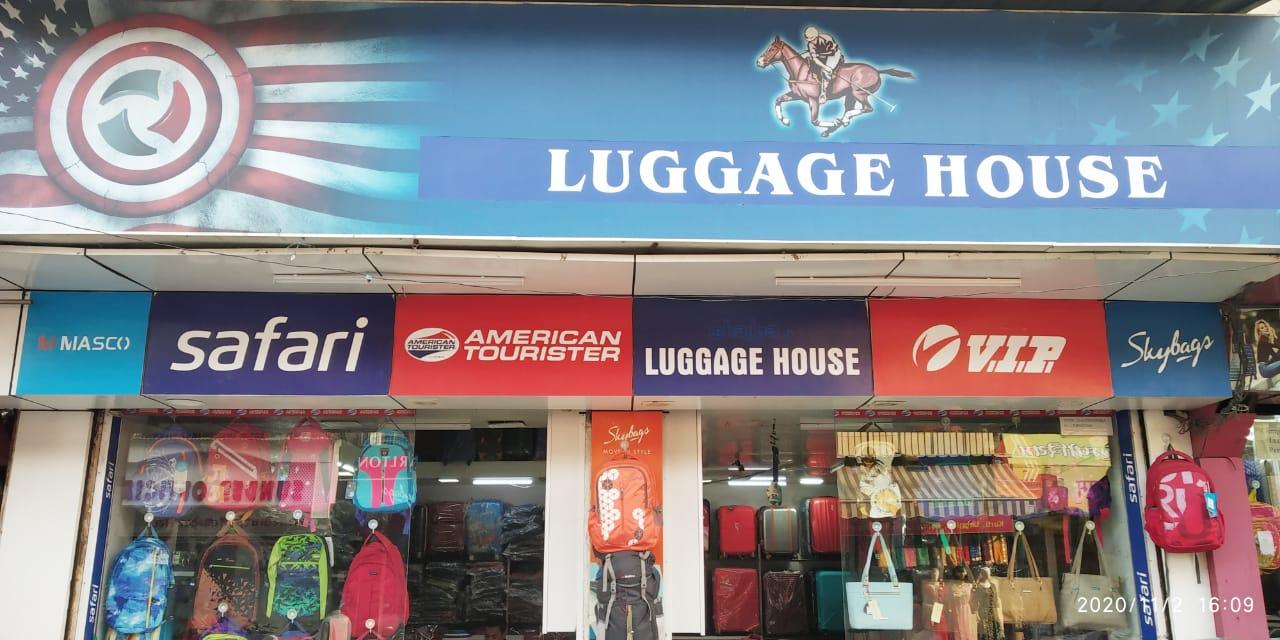 LUGGAGE HOUSE