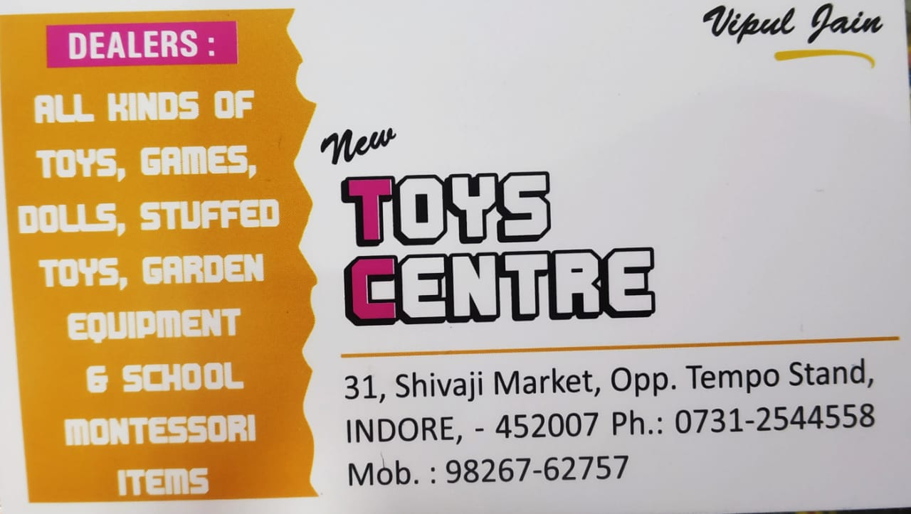 NEW TOYS CENTRE