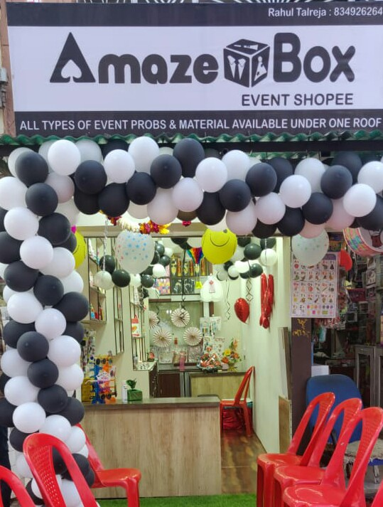 Amaze box event shoee