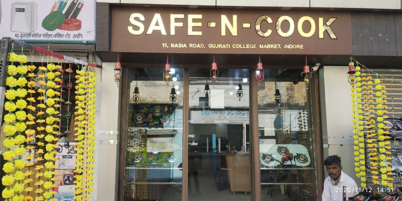 SAFE N COOK