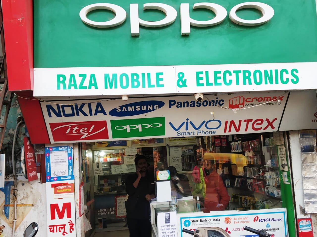 RAZA MOBILE AND ELECTRONICS