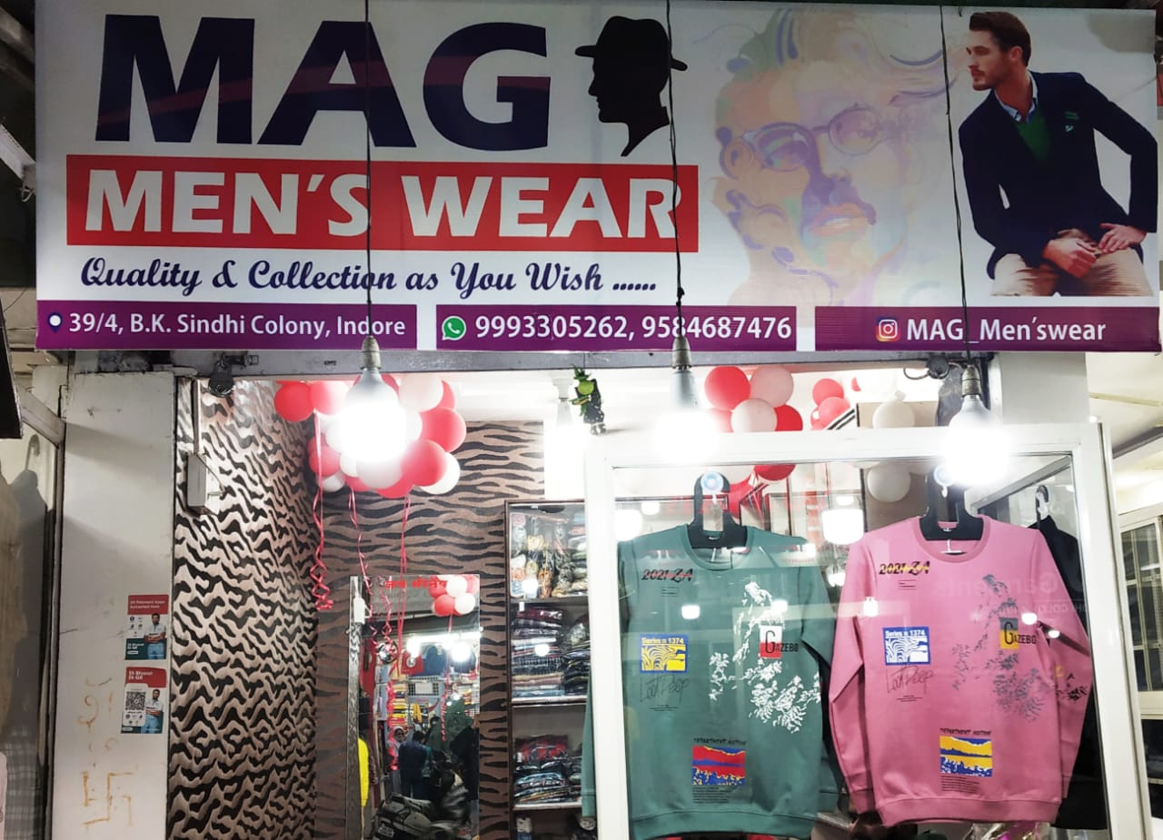 MAG MEN'S WEAR