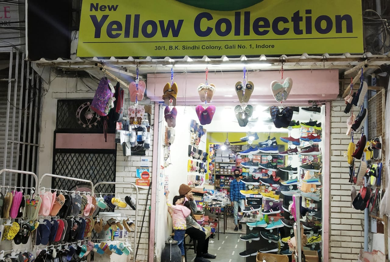 NEW YELLOW COLLECTION