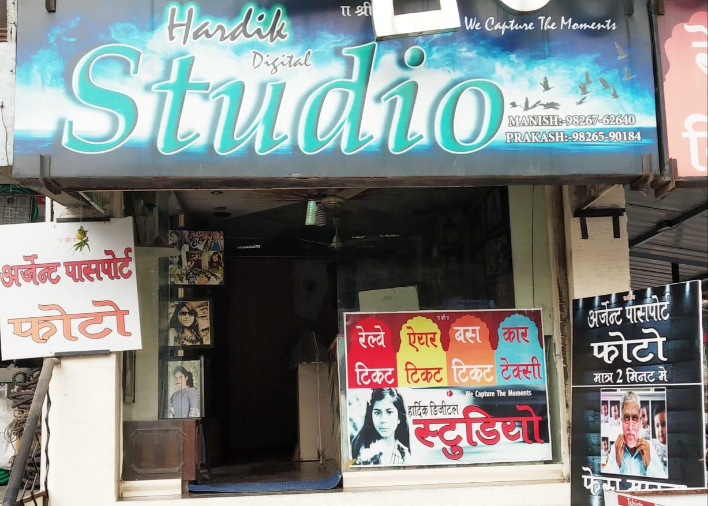 HARDIK STUDIO