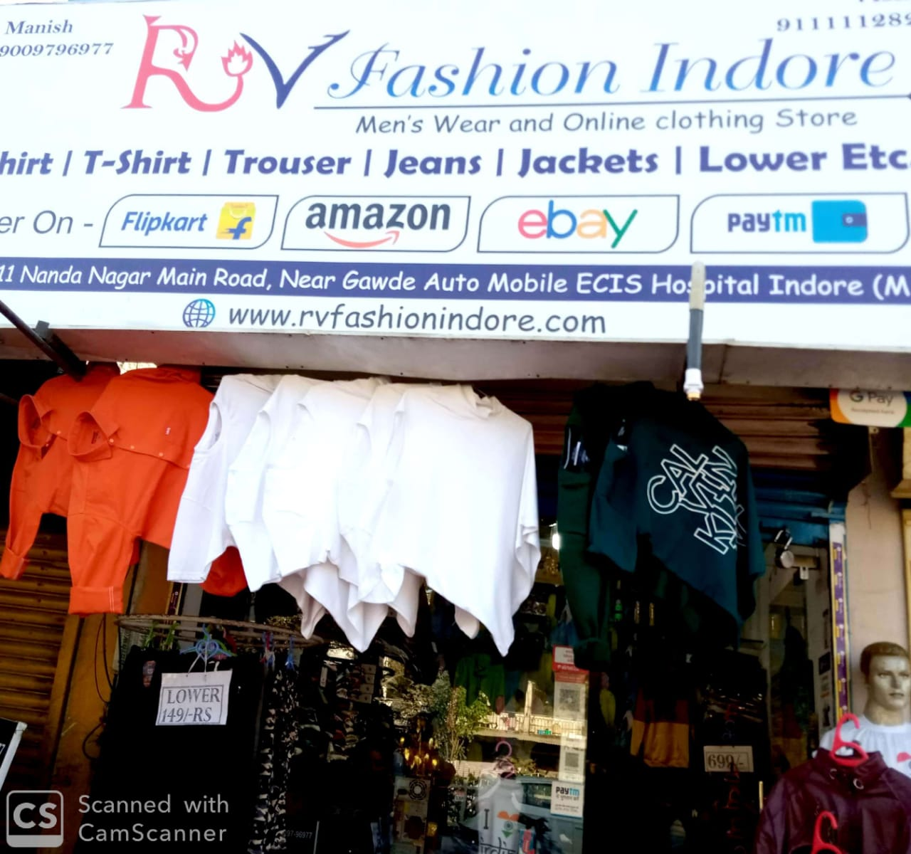 RV Fashion Indore
