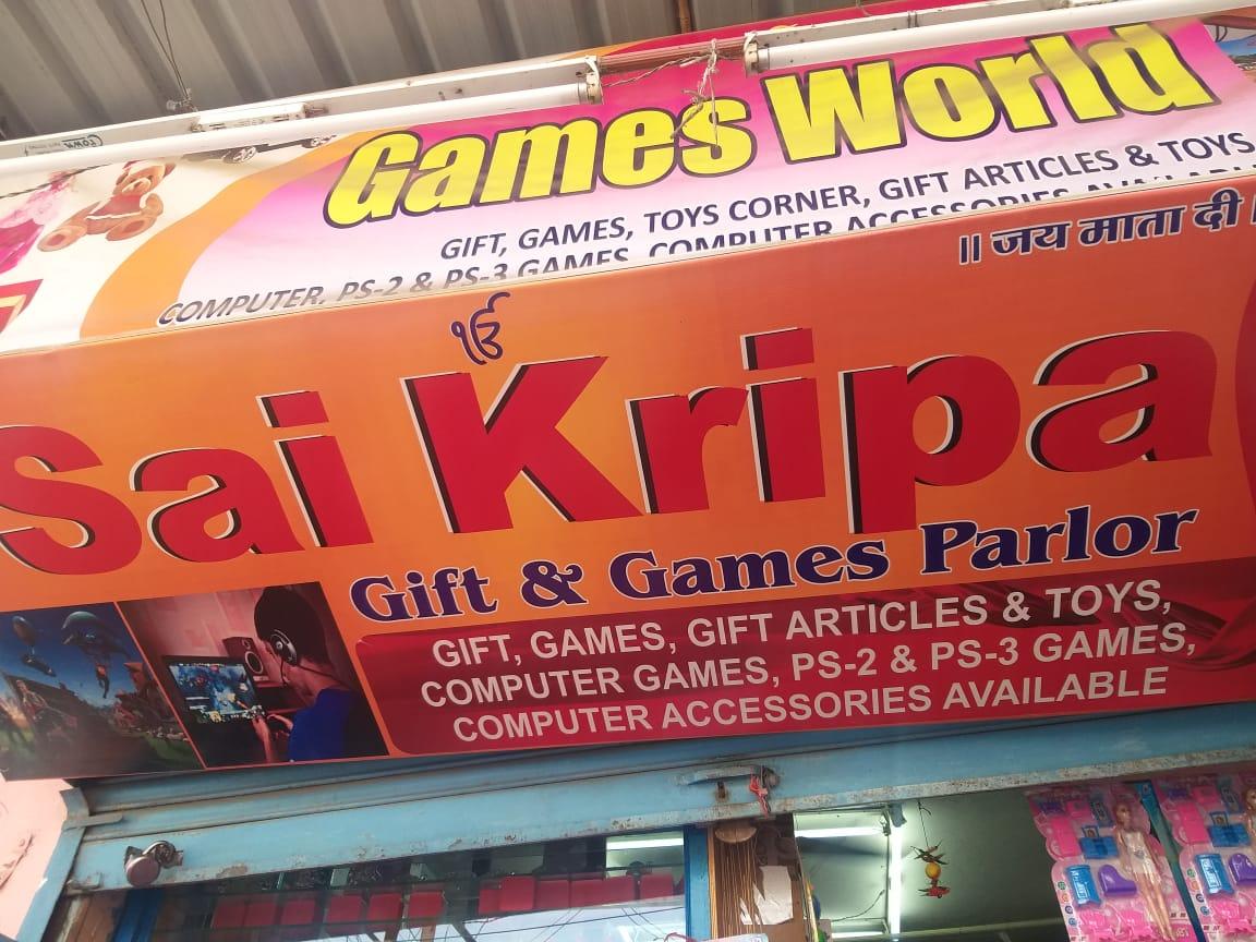 Sai Kripa Gift & Game Parlour