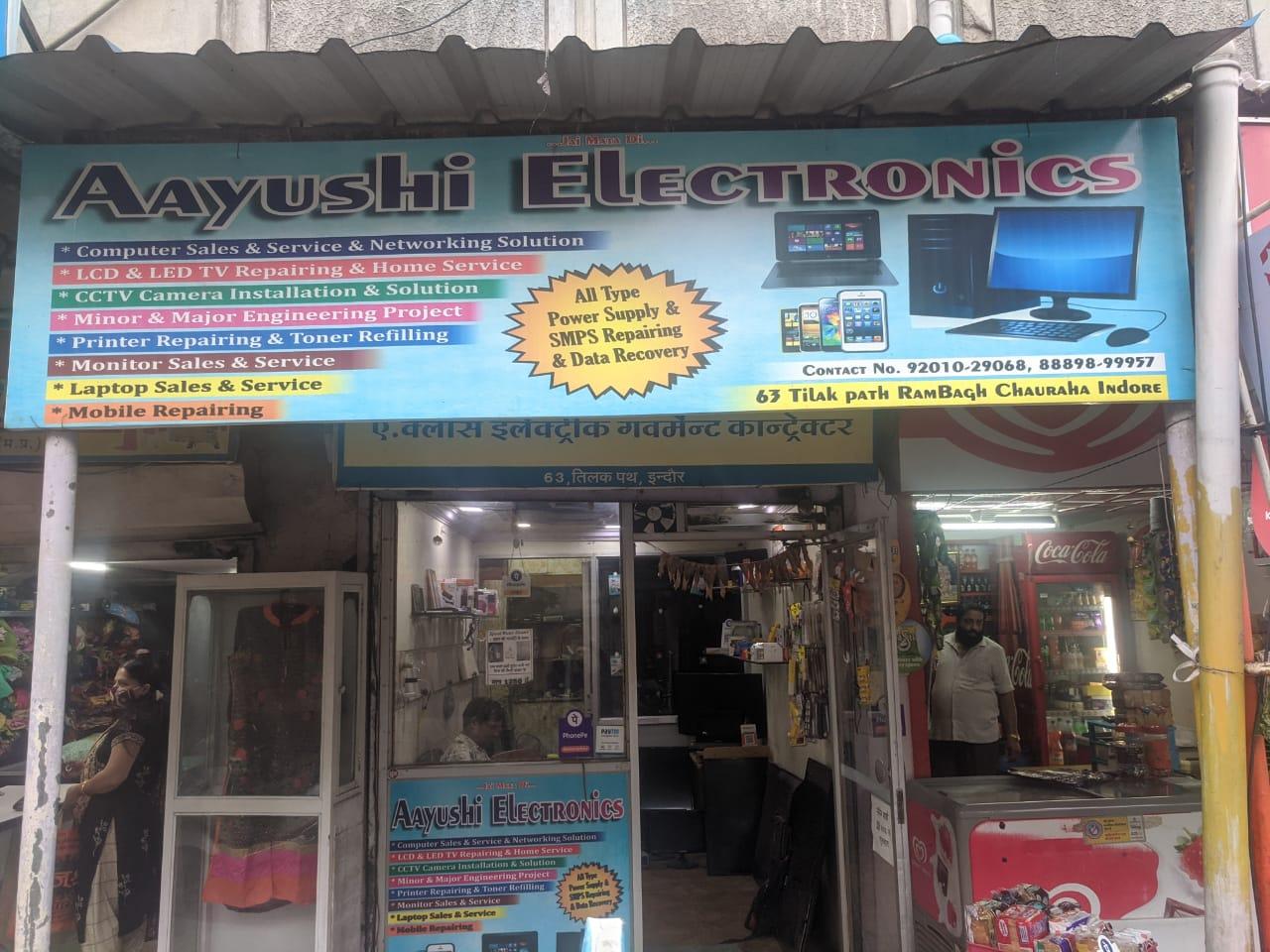 Aayushi electronics