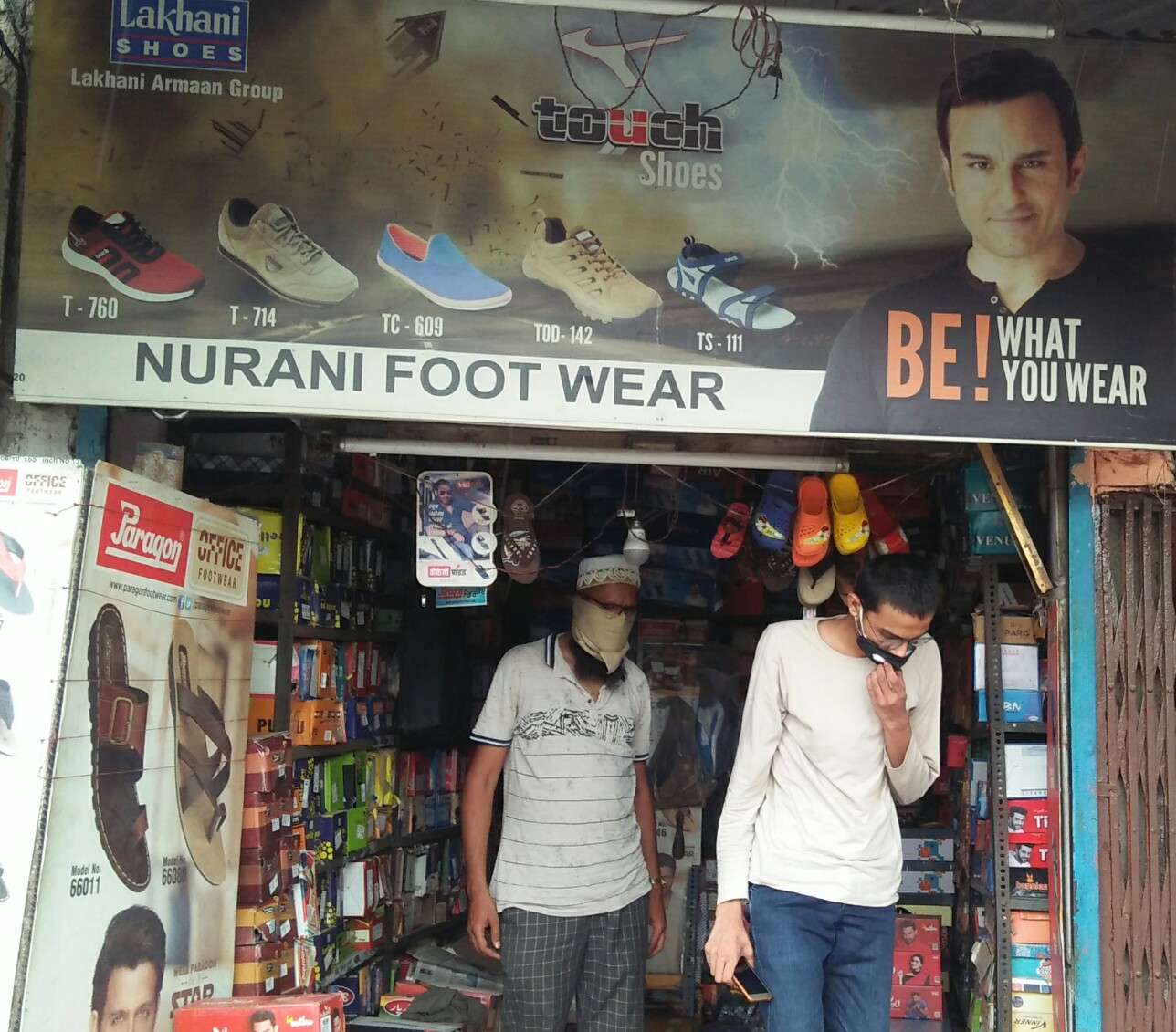 noorani footwear