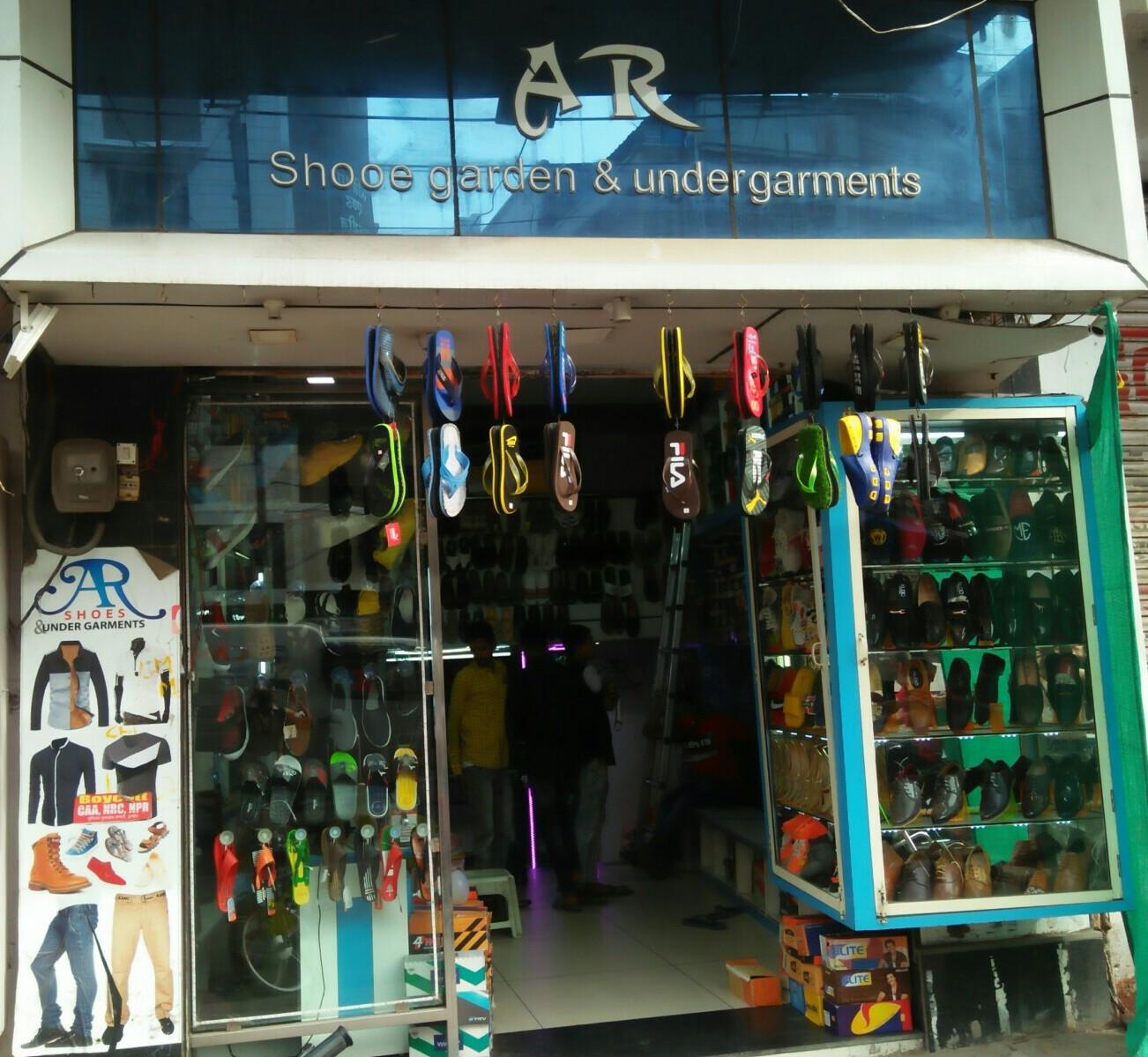 AR shoesh