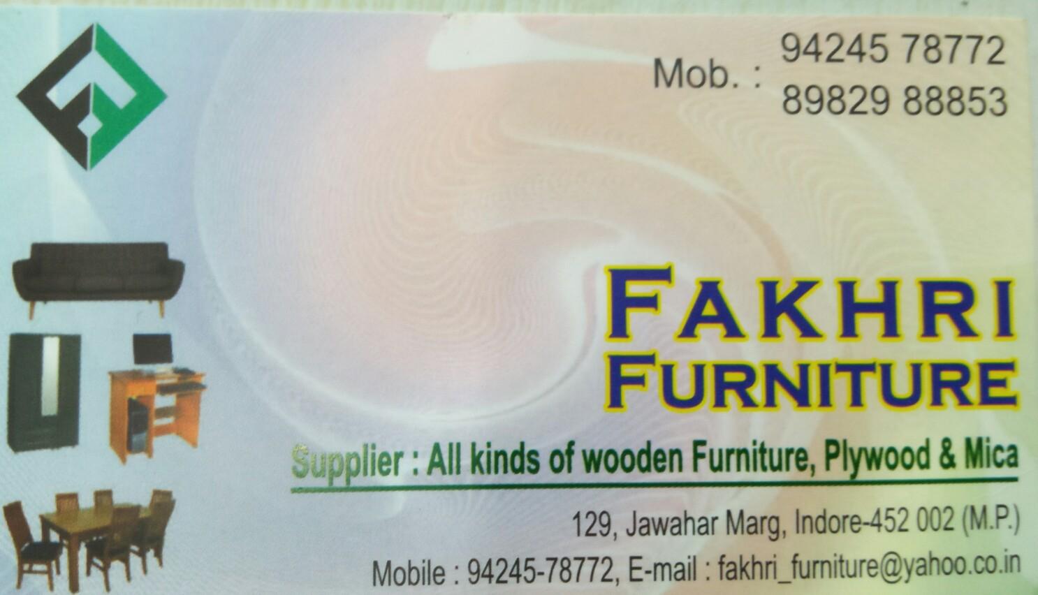 Fakhri Furniture