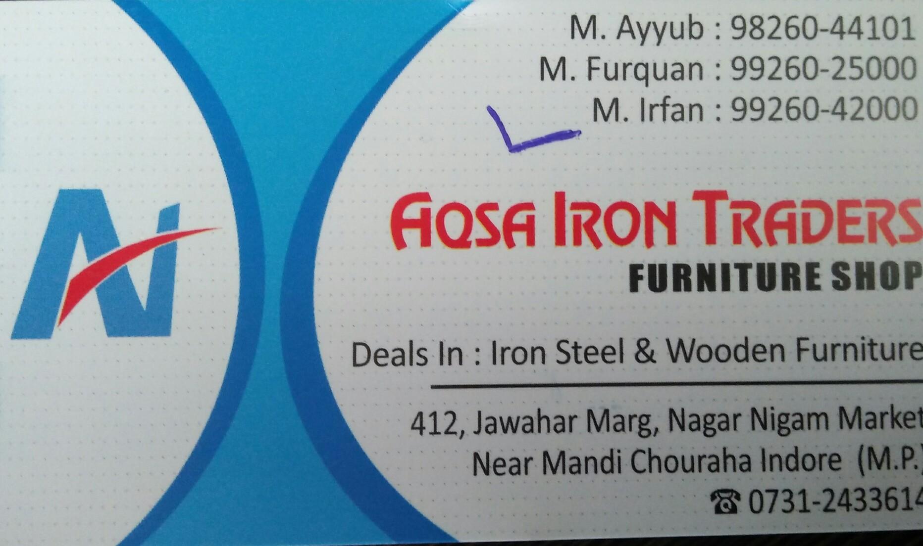 Aqsa iron traders