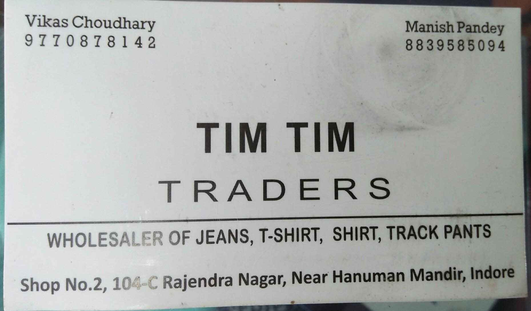 Tim Tim traders