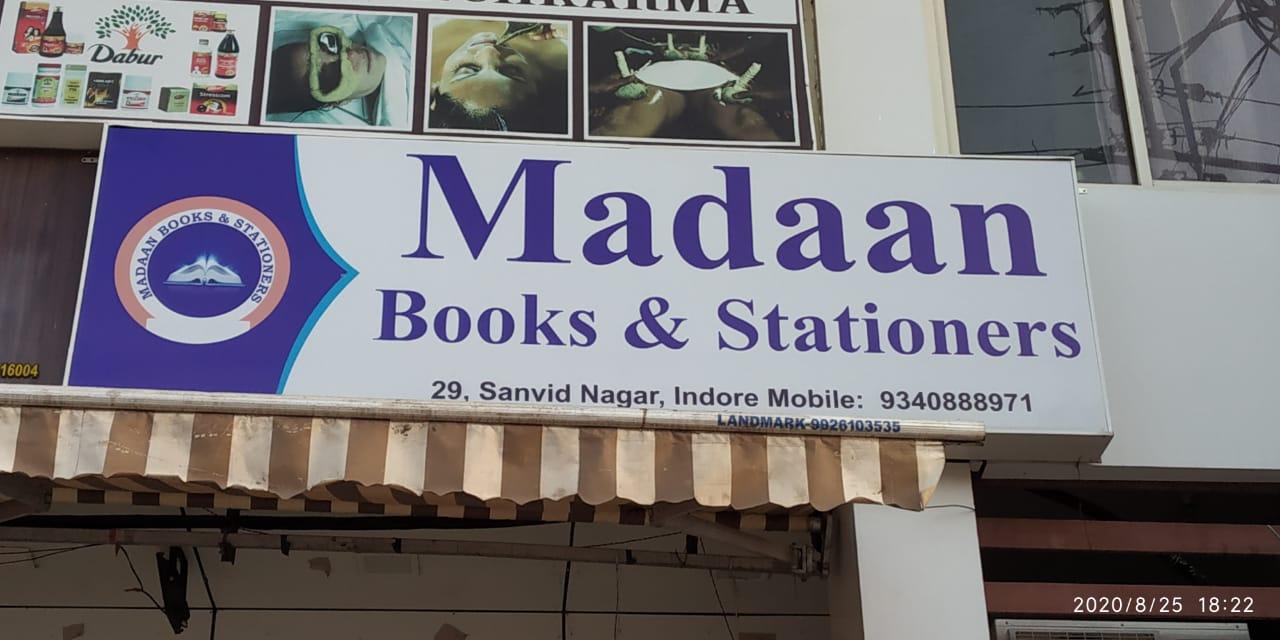 Madaan Books & Stationary
