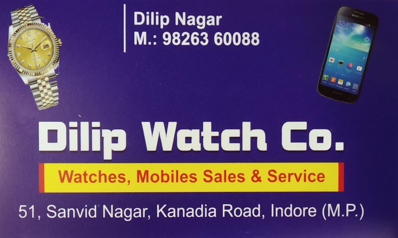 Dilip Watch Co.