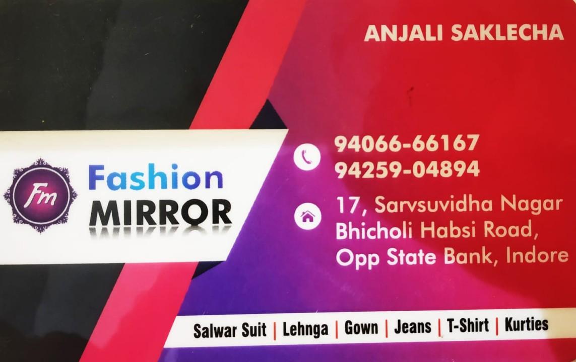 Fashion Mirror