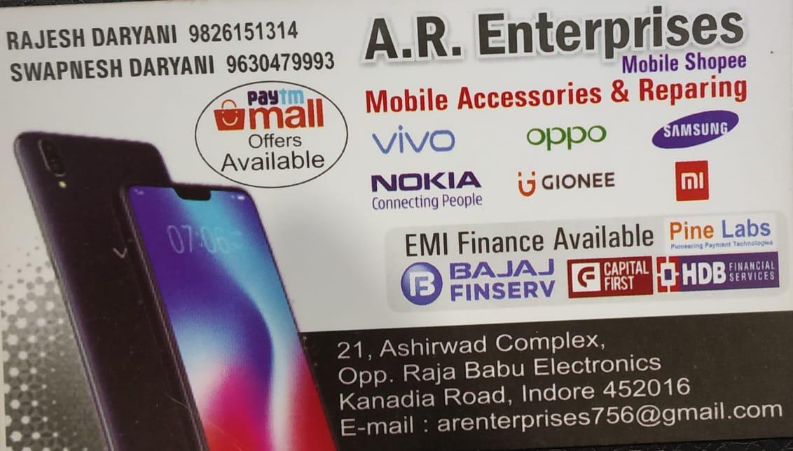 A.R. Enterprises