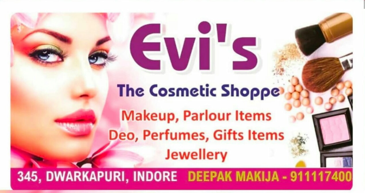 Evi's the cosmetic shoppe