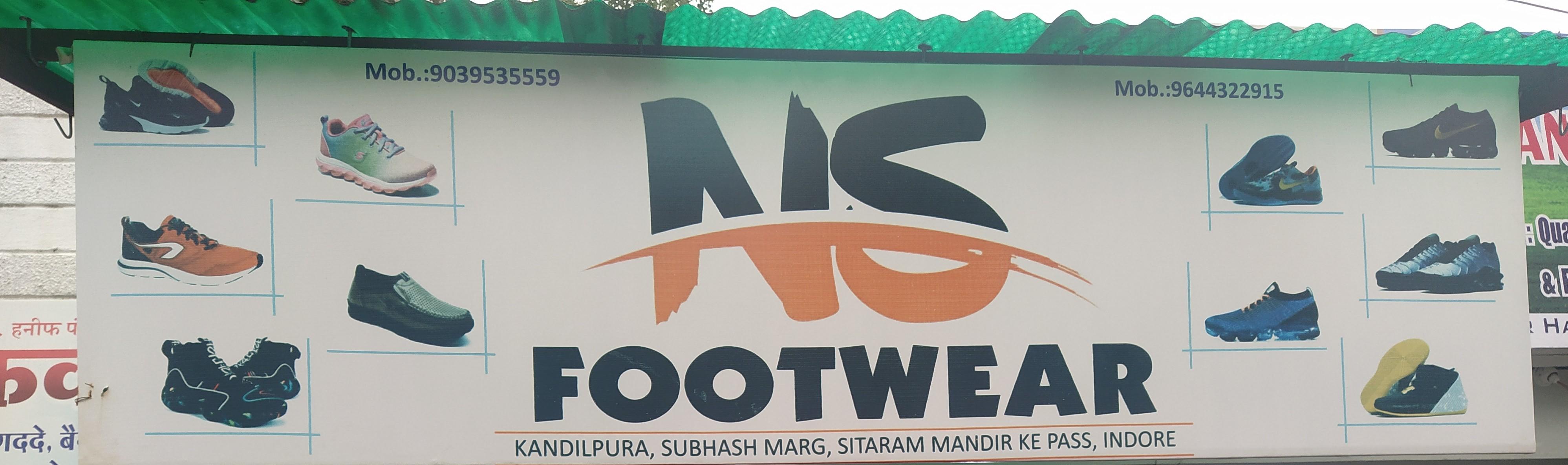 N.s foot wear