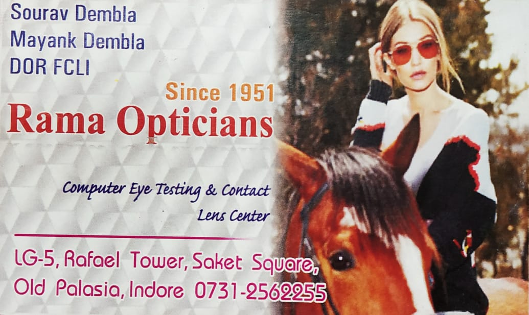 RAMA OPTICIANS