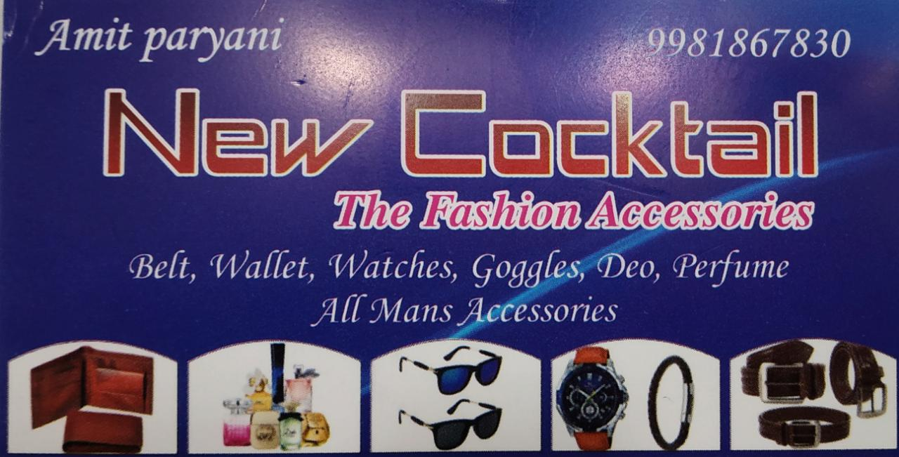 NEW COCKTAIL THE FASHION ACCESSORIES