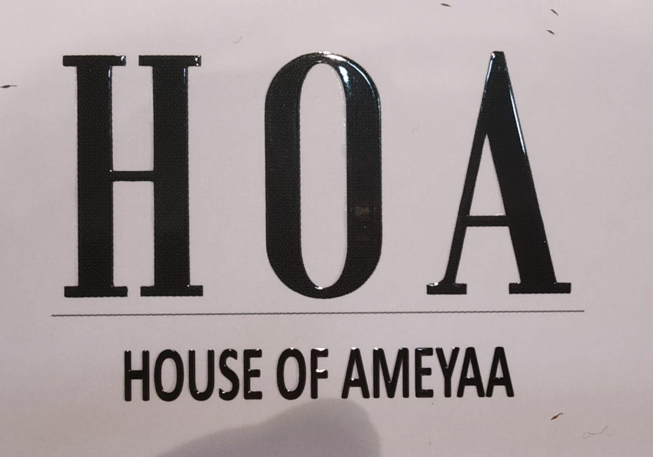 HOUSE OF AMEYAA