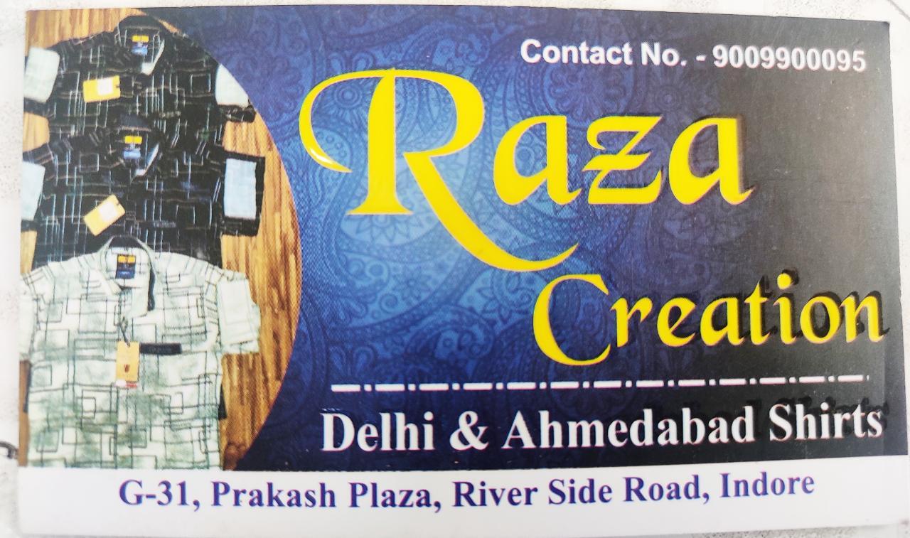 RAZA CREATION
