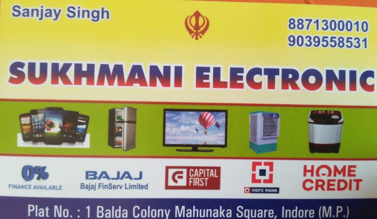 Sukhmani electronic