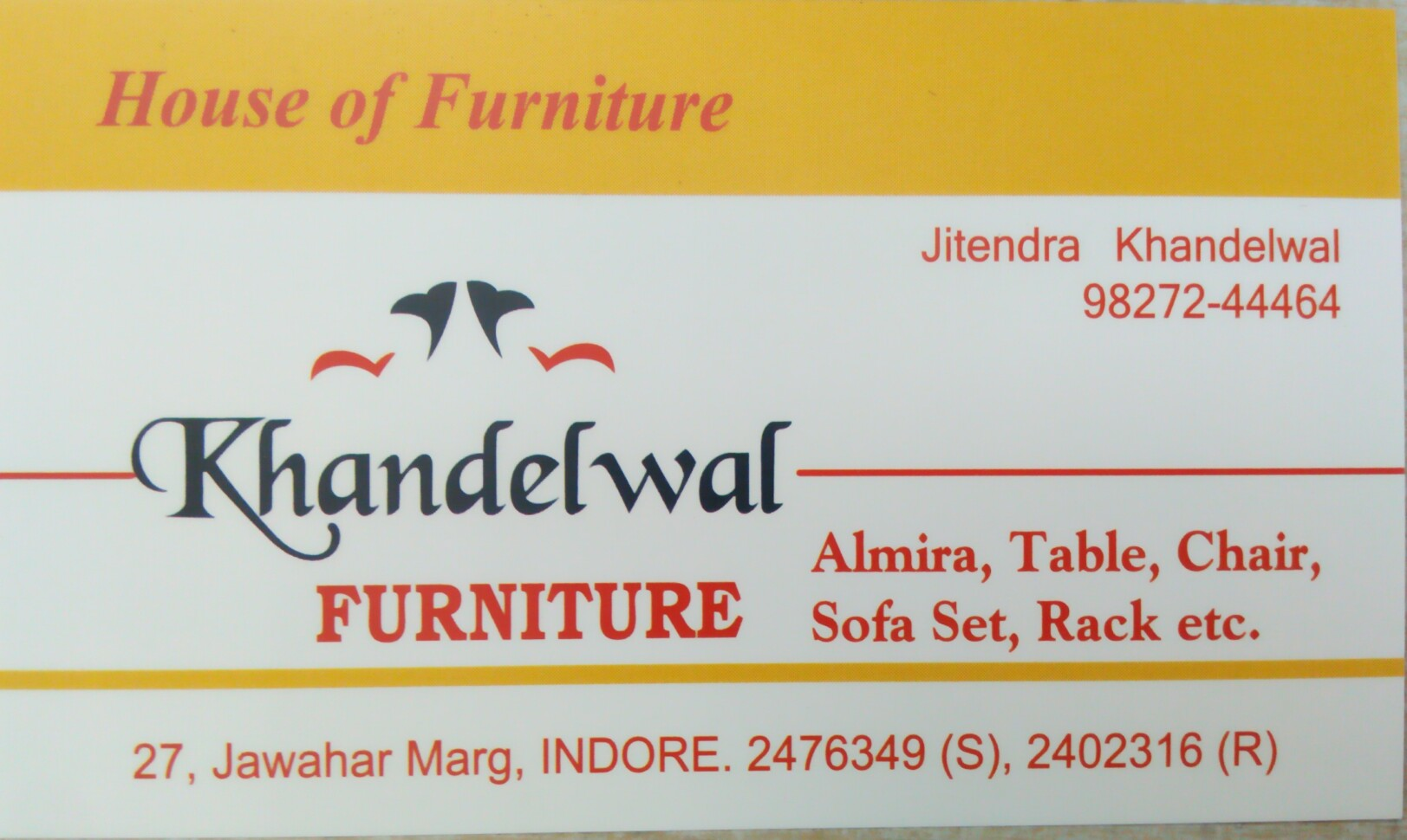 Khandelwal furniture