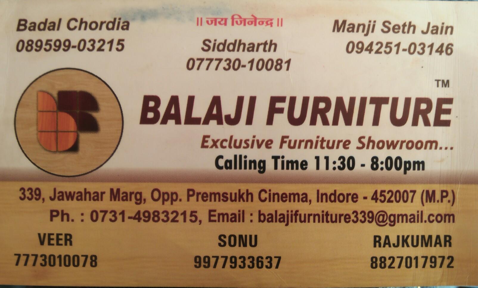 Balaji furniture