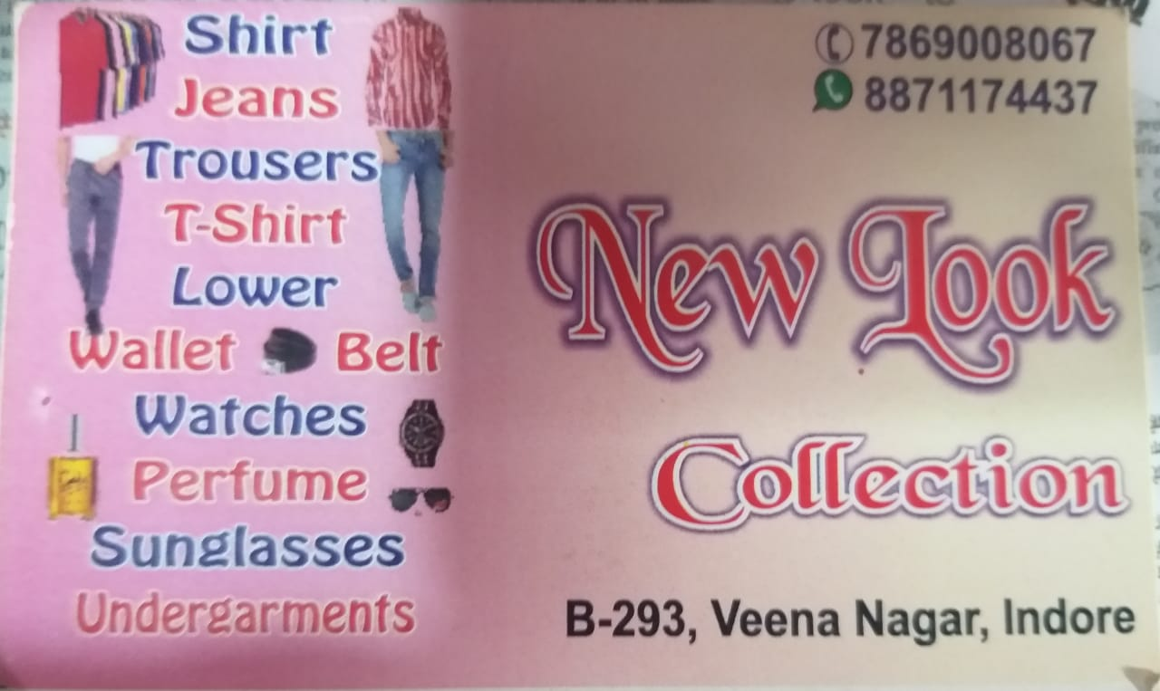 New look Collection