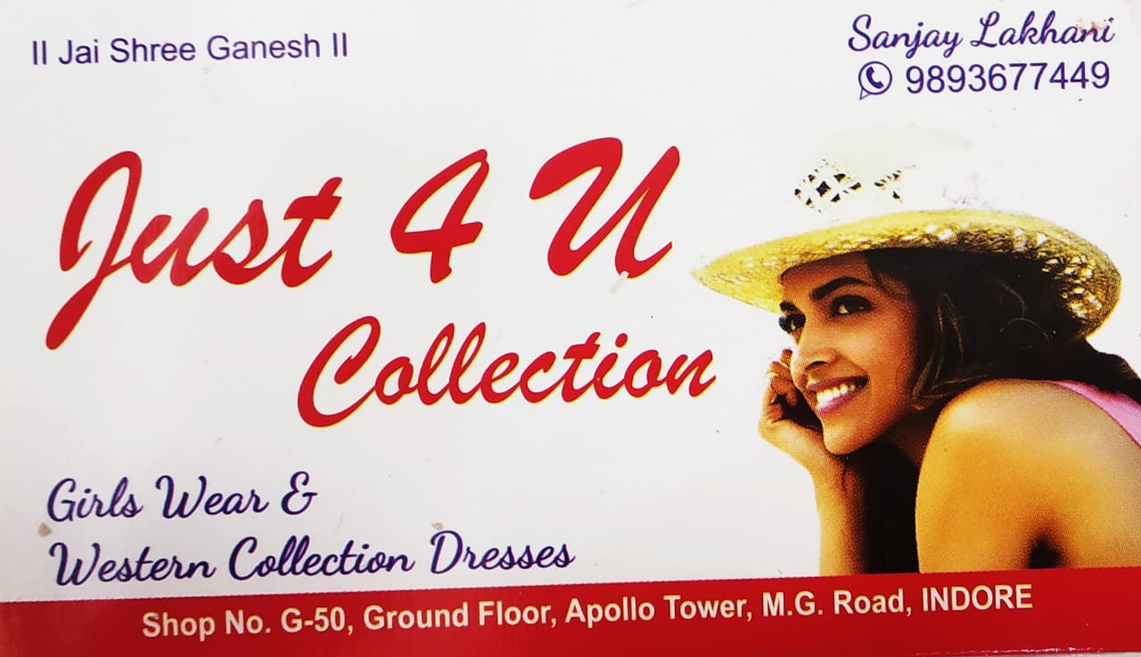 JUST 4 U COLLECTION