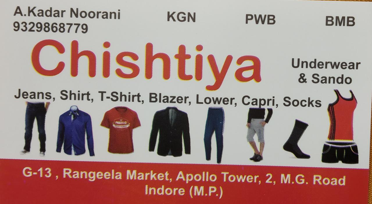 CHISHTIYA