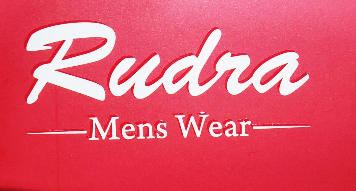 RUDRA MENS WEAR