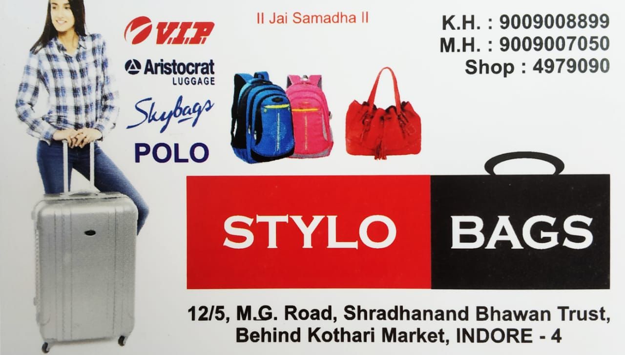 STYLO BAGS